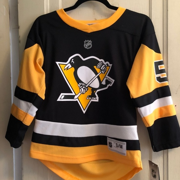 timeless design 211f1 5f5da Kris Letang Pittsburgh Penguins Hockey Jersey NWT